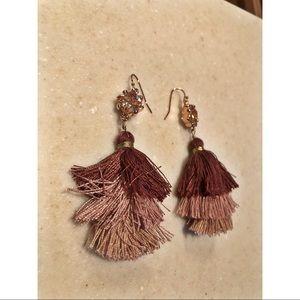 Express Tassel Earrings